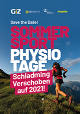 Event Sommer Sport Physio Tage 2020